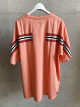 FACETASM (RIB BIG TEE) ORANGE
