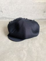 Ground Y (BIG CASQUETTE) BLACK