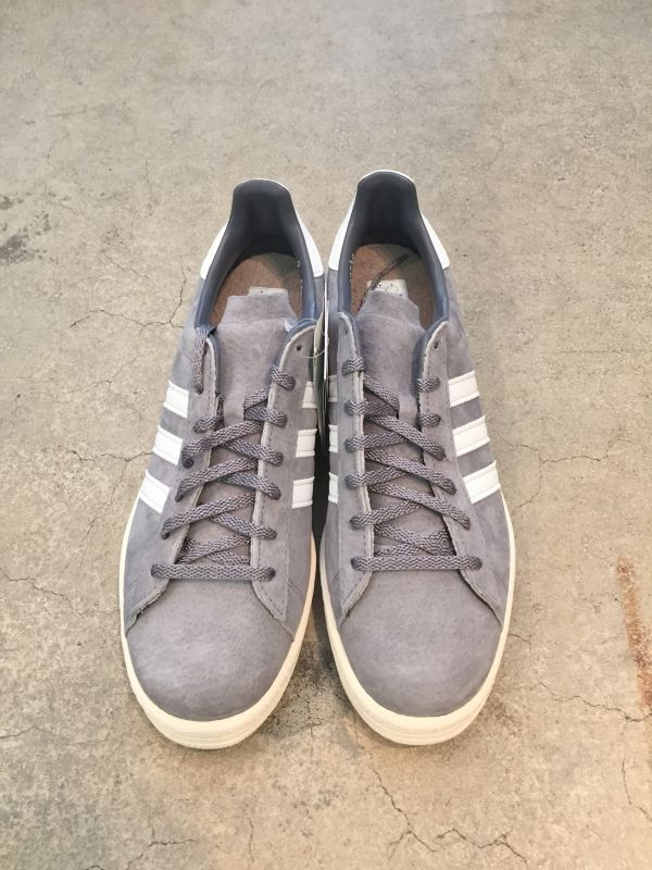 new product 17785 8253f adidas Originals (CAMPUS 80s JAPAN PACK VNTG) GREY S82740